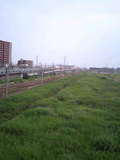 小倉陸橋からの写真とか...